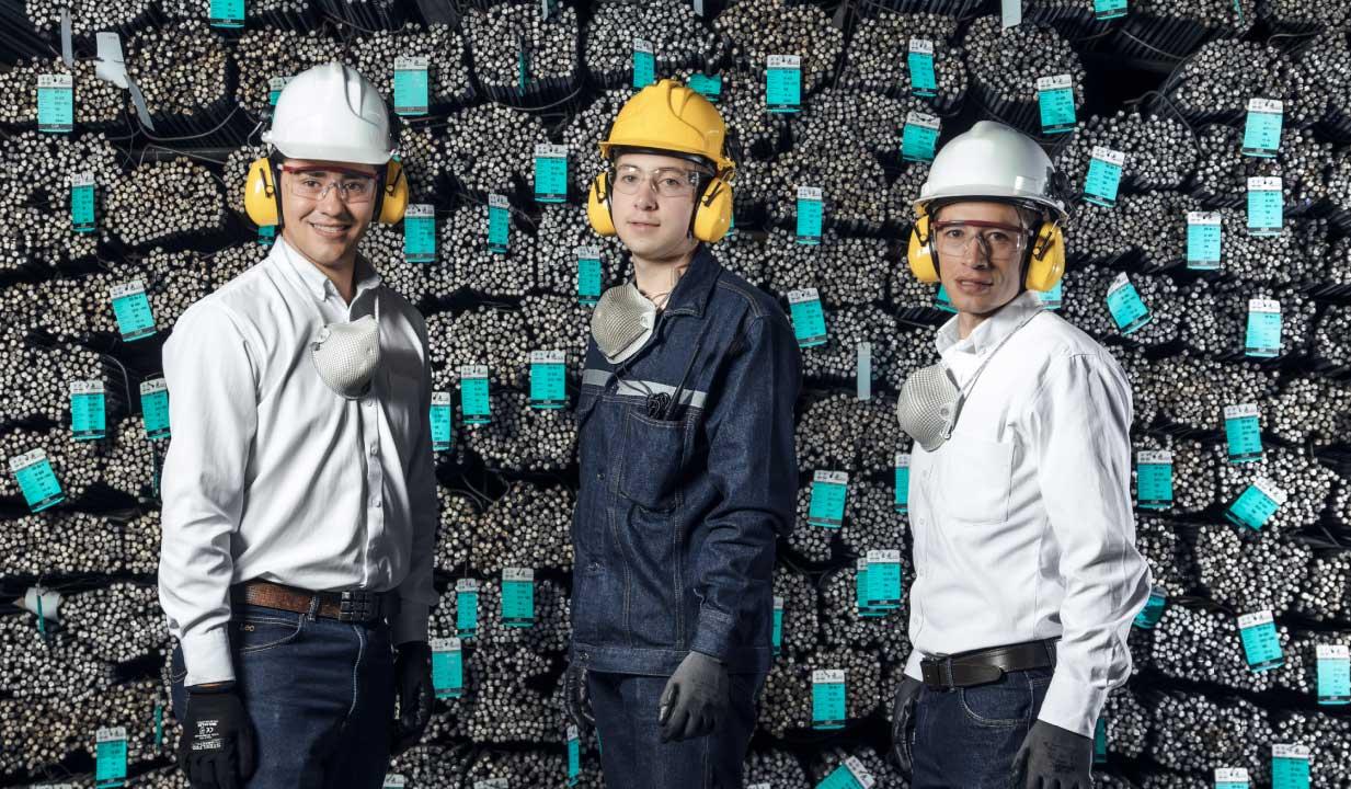 personal-acero-grupo-siderurgico